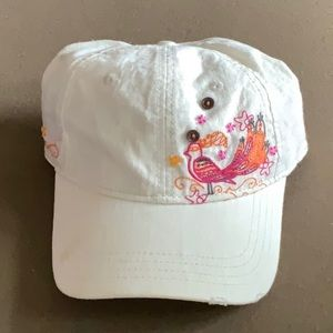 Kate Landry Embroidered Cap